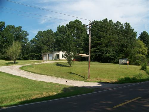 Commercial Property Adamsville, TN : Adamsville : McNairy County : Tennessee