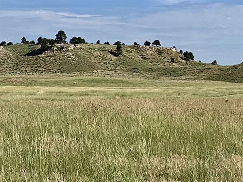 Prairie Breezes : Fort Laramie : Goshen County : Wyoming