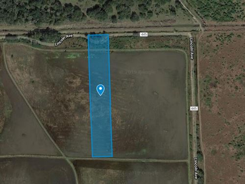 5 Acres Land In Jackson County : Francitas : Jackson County : Texas