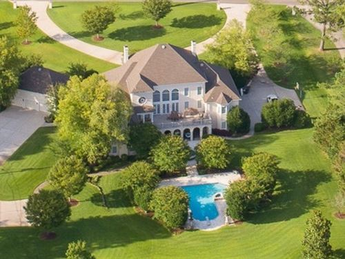Auction, Luxury Home On 3 Acres : Brownsboro : Madison County : Alabama