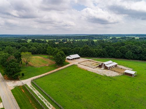 Breathtaking 95+ Acre Farm : Rutledge : Morgan County : Georgia