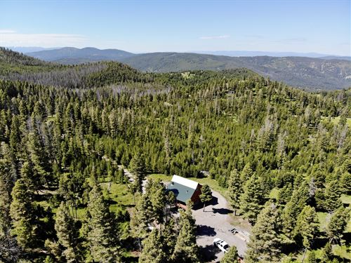 Trappers Paradise : Helmville : Powell County : Montana
