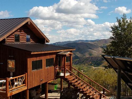 Montana Mountain Getaway : Anaconda : Deer Lodge County : Montana