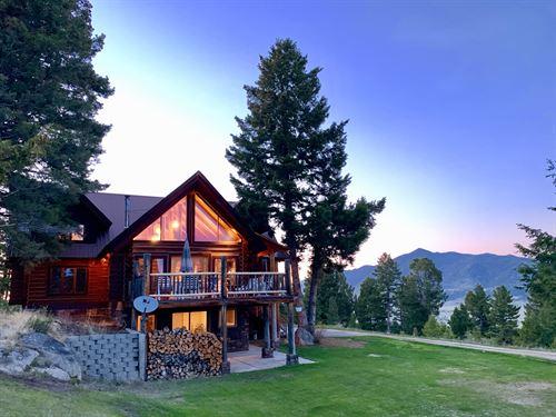Highlands Hilltop Beauty : Butte : Silver Bow County : Montana