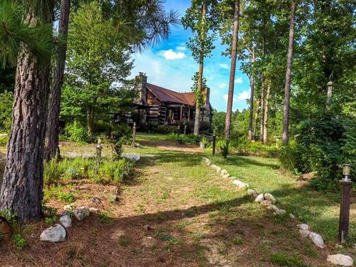 98 Ac of Farm And Hunting Land Wit : Victoria : Lunenburg County : Virginia
