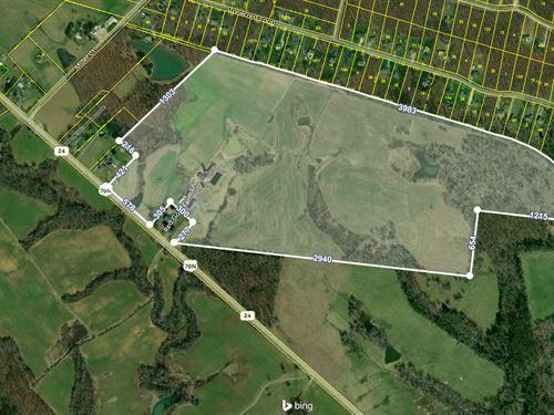 Farm Land Crossville TN Owner : Crossville : Cumberland County : Tennessee
