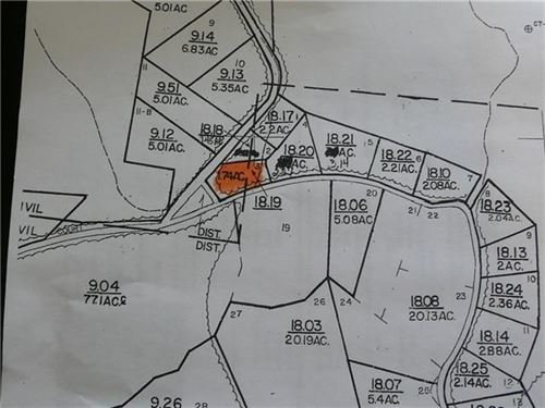 Land For Sell In Middle Tennessee : Nunnelly : Hickman County : Tennessee