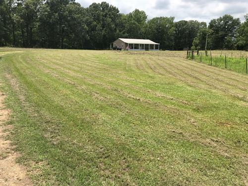 Country Farm House Valliant : Valliant : McCurtain County : Oklahoma