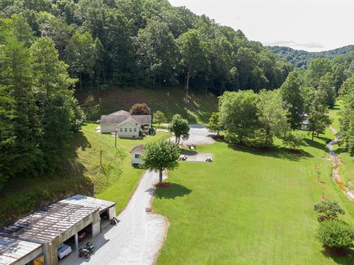 Labert Hollow Rd, 198 Acres : Portsmouth : Scioto County : Ohio