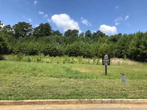 4 Platted Commercial Lots : Winder : Barrow County : Georgia