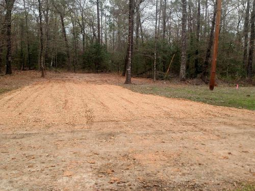 Mobile / Rv Ready Cleared, Culvert : Livingston : Polk County : Texas
