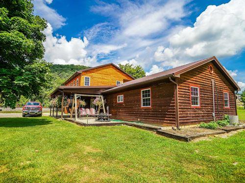 Woodrow Hale Rd, 305 Ac : Ray : Jackson County : Ohio