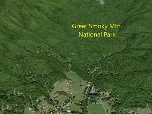 30 Acres in Deep Creek : Bryson City : Swain County : North Carolina
