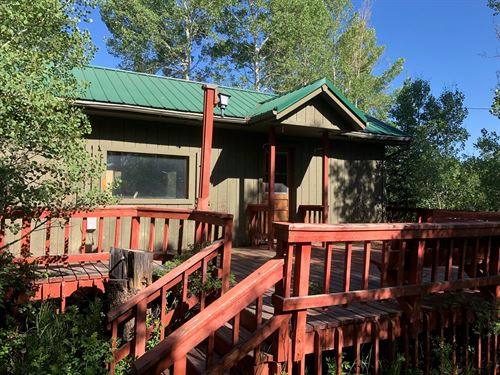 Multiple Residences Several Shops : Granby : Grand County : Colorado