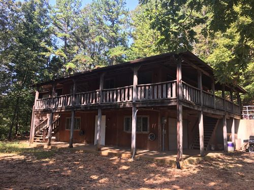Country Home & 52 Acres Black River : Redford : Reynolds County : Missouri