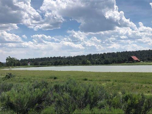 Lot South Chama Fort Heron Gated : Rutheron : Rio Arriba County : New Mexico