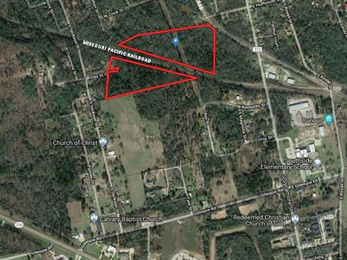 Reasonably Priced Wooded Acreage : Palestine : Anderson County : Texas
