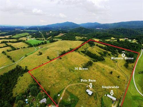 Hobby Farm Income Potential : Wytheville : Wythe County : Virginia