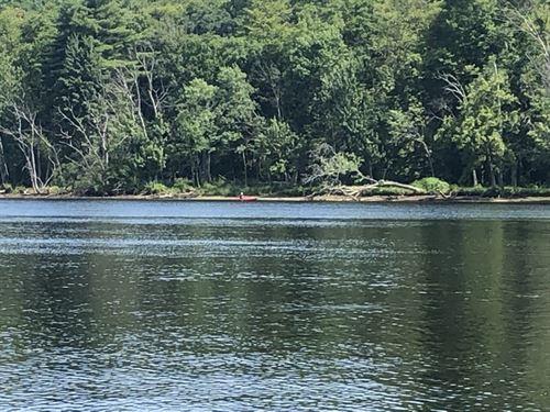 Hudson River Landing : Queensbury : Warren County : New York