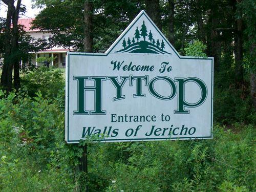 48.62Ac Hytop Near Walls Of Jericho : Hytop : Jackson County : Alabama