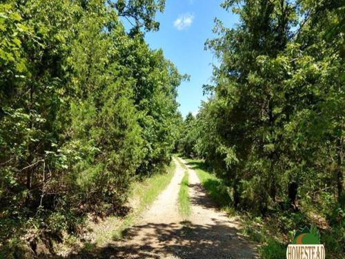 Ozark Mountain Paradise With Well : Gentryville : Douglas County : Missouri