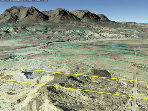5 Acres With A Hill On It Terlingua : Terlingua : Brewster County : Texas