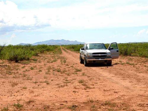 Corner Lot, Med Cannabis Approved : Sunizona : Cochise County : Arizona