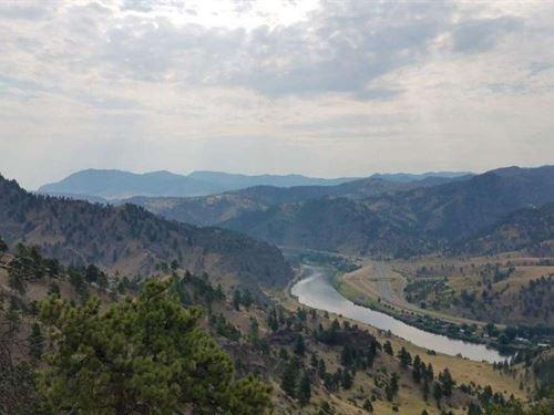 Wow, What A View : Cascade : Montana