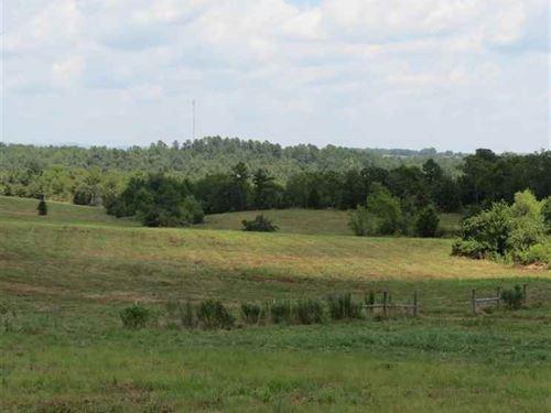 Three-Phase Electric Site Near Val : Ringold : Pushmataha County : Oklahoma