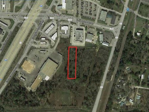 1.0 Acre Commercial Development Op : New Caney : Montgomery County : Texas