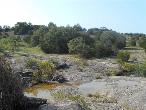Texas Ranch For Sale, Mills Count : Goldthwaite : Mills County : Texas