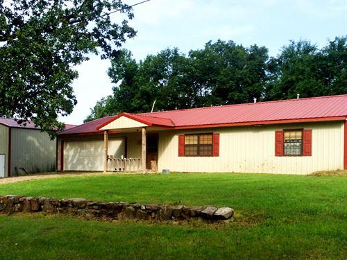 Lawrence County AR Home, Acreage : Ravenden : Lawrence County : Arkansas