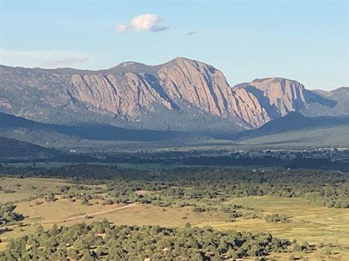 Beutiful Lot Laguna Vista Views : Rutheron : Rio Arriba County : New Mexico