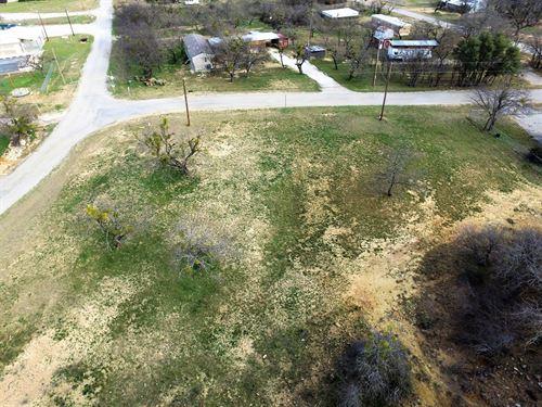 Lake Brownwood Lots : May : Brown County : Texas
