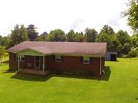 Brick Home-Basement-3 : Liberty : Casey County : Kentucky