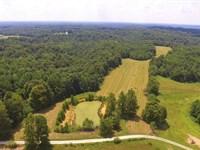 42.5 Acres-Building : Liberty : Casey County : Kentucky