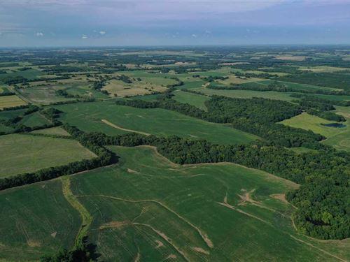 620 Acres Vernon County Missouri : Stotesbury : Vernon County : Missouri