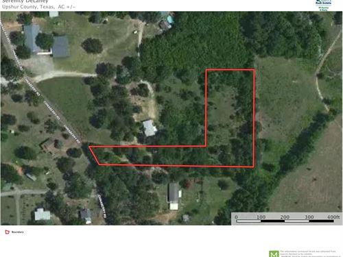 Land For Sale, Lot, Gilmer, Texas : Gilmer : Upshur County : Texas