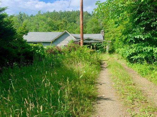 Land & Fixer Upper in Willis VA : Willis : Floyd County : Virginia