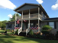 Beautiful 2 Story 4 Bedroom Home : Martin : Weakley County : Tennessee