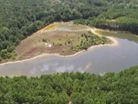Beautiful Property With Ponds : Gordon : Twiggs County : Georgia