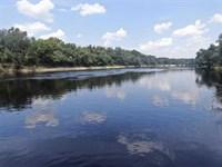 1.7 Acres Riverfront : Live Oak : Suwannee County : Florida