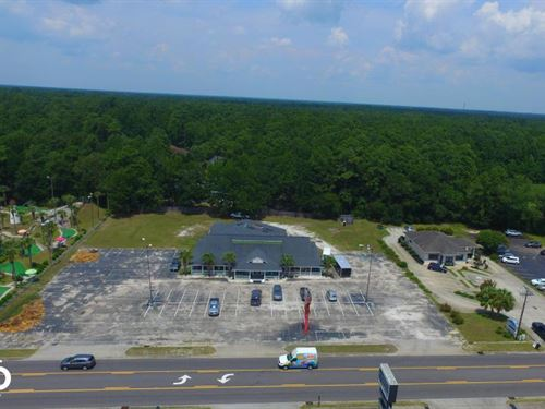 Calabash Commercial Lot : Calabash : Brunswick County : North Carolina