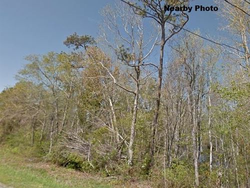 .24 Acre In Hampstead, Nc +A13-11 : Hampstead : Pender County : North Carolina