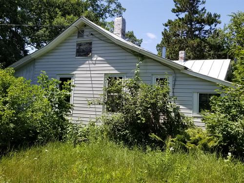 Hunting Property, Acreage Central : Almond : Portage County : Wisconsin