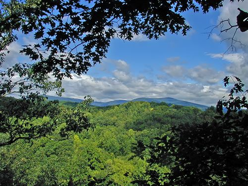 Mountain Views : Faber : Nelson County : Virginia