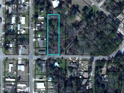 Vacant Residential Land : Apalachicola : Franklin County : Florida