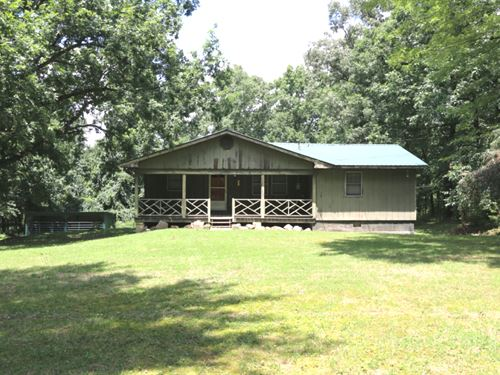 3Br 2Ba Home On 3.5 Acres : Crossville : Cumberland County : Tennessee