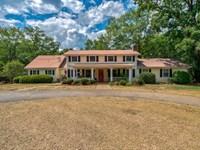 Rose Hill Farm Estate : Elberton : Elbert County : Georgia