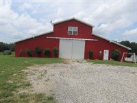 708 Acre Income Producing Farm : Red Boiling Springs : Clay County : Tennessee